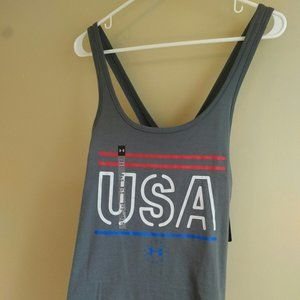 Women's Under Armour Tank, Small